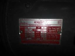 Motor monofásico 1/2cv  220vlts