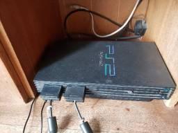 PlayStation 2 Fat - PS2 - Desbloqueado