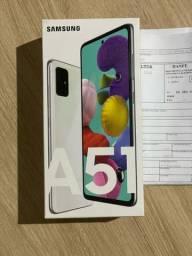 Samsung a51 branco , obs...ver disponibilidade de cores !
