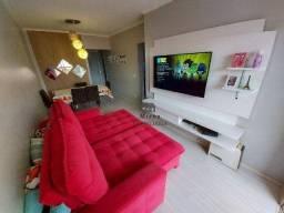 Apartamento com 2 dormitórios à venda, 64 m² por R$ 285.000 - Jardim Vila Galvão - Guarulh