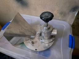 Máquina de sorvete tampa da produtora descontínua polo sul 100 120