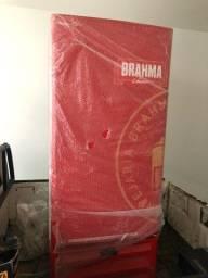 Cervejeira Brahma mini 290 litros 220v nova no plástico