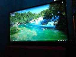 """Smart TV LED 43"""" HQ HQSTV43NY Ultra HD 4K"""