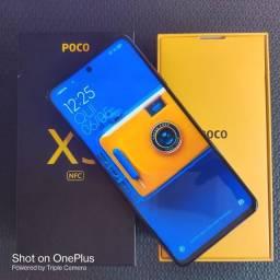 POCO X3 NFC 6GB/128GB NOVO - [Aberto apenas para teste]