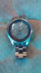 Relógio aço