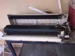 Evaporadora comfee 1800 btus ar condicionado
