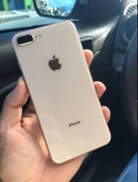 IPhone 8 plus gold 128 gb