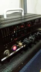 Título do anúncio: Amplificador Valvulado