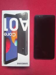 Samsung a01 core 32 GB novo 480