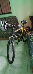 Bike caloi supra s21 revisada 600,00