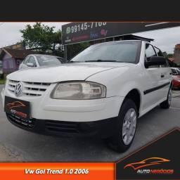 Volkswagen gol city 1.0 2006 / financia sem entrada