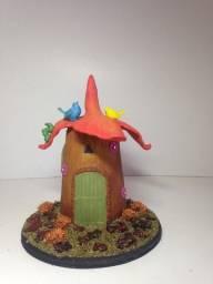 Casa de Fada - Modelo Folha