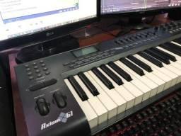 controlador M-Audio axion 61