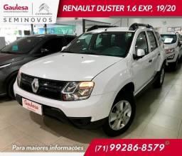 Renault Duster Exp. 1.6, 2019/2020