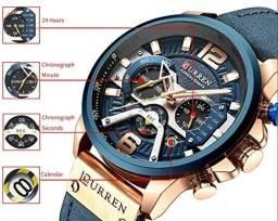 Relógio Luxo, multi Função, Produto novo