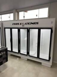 Última unidade preço antigo geladeira 5 portas