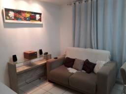 Apartamento de 2 quartos totalmente mobiliado