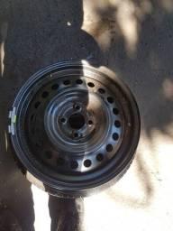 Rodas do Nissan  16 4×100 nova nunca foi rodado