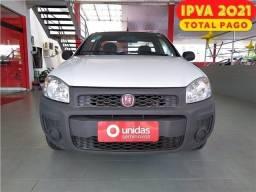 Fiat Strada 2020 1.4 mpi hard working cs 8v flex 2p manual