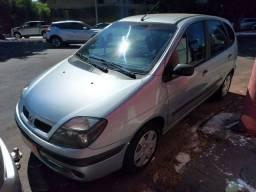 Renault Scenic Authentic Completo 1.6 Flex 4 Portas Prata 2005