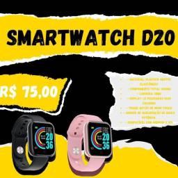 Relógio D20 digital smarth