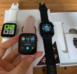Relógio Iwo X6 Inteligente Smartwatch Faz E Recebe a Pronta entrega