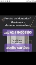 Montador de Móveis/ Disponível 9  * zap