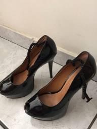Sapato PRETO VERNIZ VICENZA 37