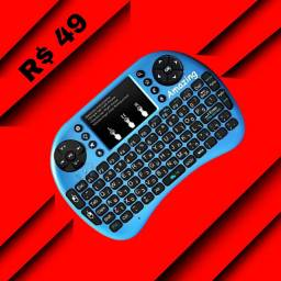 Mini teclado pra tv box Piabeta Magé