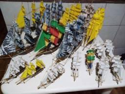 Barcos artesanais