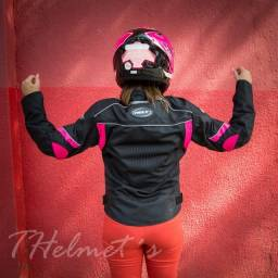 Jaqueta de moto, jaqueta feminina
