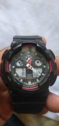 """relógio g shock GA 100 """"original"""" só venda!!!"""
