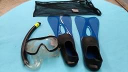 Kit Snorkel Adulto Tribord 37/38