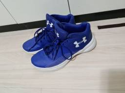Tênis De Basquete Under Armour I.T.S Mid