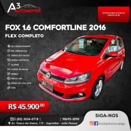 Fox Comfortline 1.6 Completo!!!