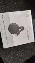 Google Chromecast 3 lacrado