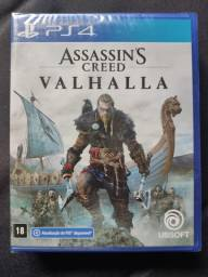 Assassin's Creed Valhalla - PS4/PS5 (Lacrado)