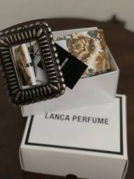 Cinto Lança Perfume Nunca Usado