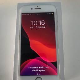 Iphone 6s 32gb sem marcas de uso nem riscos