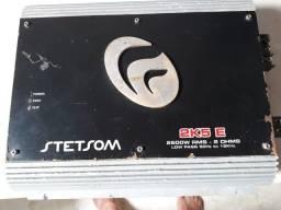 Stetsom 2k5 com marcas de uso mas nunca foi aberta