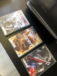 DVD jogos para PC original