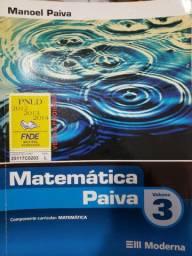 Livro didático de Matemática