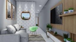 Casa com 3 quartos com fino acabamento no Mestre Antônio