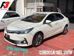 Corolla XEI 2018/2019 Automatico