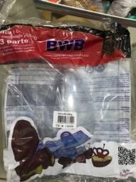 Formas da bwb para chocolate