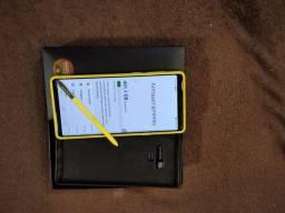 Galaxy Note 9 512gb 8gb de RAM