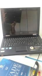 Notebook LG modelo R480 com defeito
