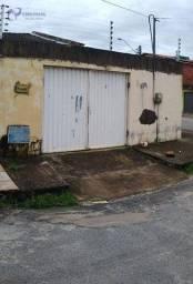 Casa com 2 dormitórios para alugar, 59 m² por R$ 1.000/mês - Centro - Eusébio/Ceará
