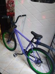 Bike Aro 26 (Leia descrição)