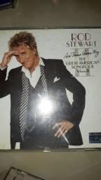8 cds do Rod stwart